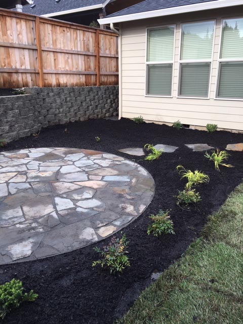 After Water-Rite, Inc landscaping