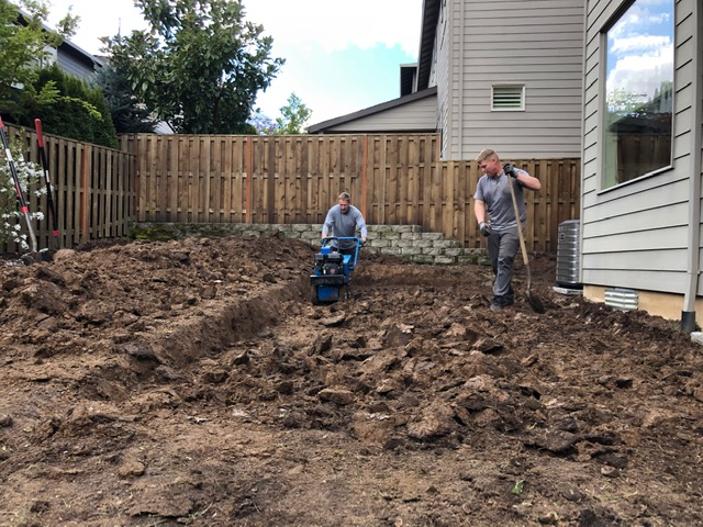 During Water-Rite, Inc landscaping